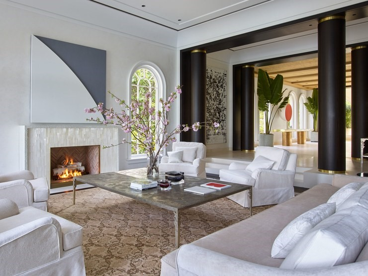 Interior designer remi tessier knows elegance for Interior designers palm beach