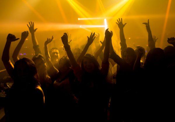 miami partying latin style