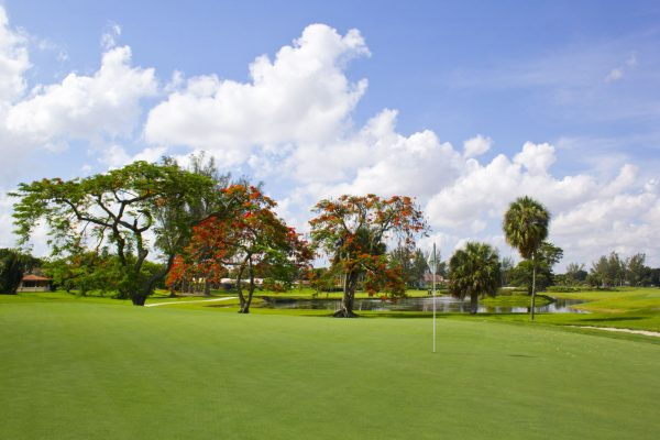 Shula's Hotel & Golf Club in Miami Lakes