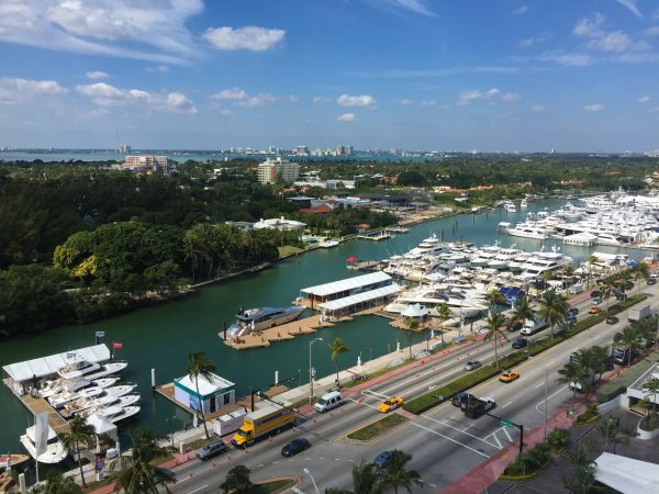 International Boat Show, Miami Beach, Florida, USA